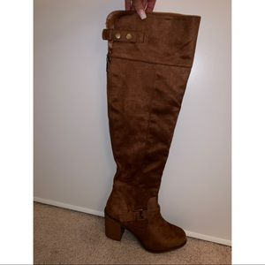 Shoes - Charlotte Russe boots size 7
